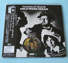 THUNDERCLAP Newman Hollywood Dream Japon MINI LP CD Brand New & STILL SEALED