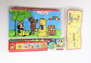 2003 Playschool study kit stationery set