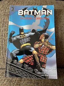Batman Comic Book - Scottish Connection - Titan Books
