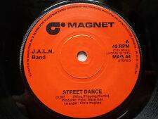 "J.A.L.N Band - Street Dance 7"" Vinyl Single NM Northern Soul / Disco"