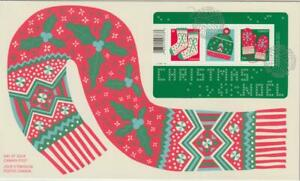 Canada FDC 2018 #3132 Christmas: Warm and Cozy
