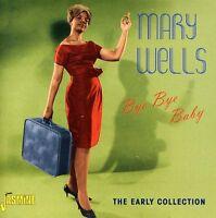 Mary Wells - Bye Bye Baby [New CD]