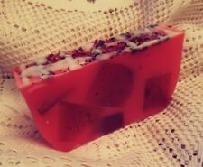 PATCHOULI ROSE SOAP ~ Attraction, Prosperity, Good Luck, Wealth
