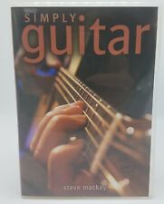 Simply Guitar Instructional DVD by Steve Mackay