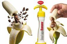 Destapa Banana Core Gadget Fill Banana Chocolate Delicious Dessert in seconds