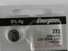 Energizer 373 SR916SW Battery  1 Pc