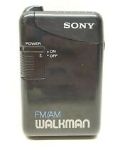 Vintage Sony Walkman FM/AM Radio SRF-29 with Belt Clip - Tested and Working!