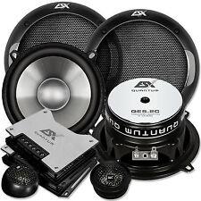 ESX QE-5.2C 13cm 2 Wege Komponenten Lautsprecher 4 Ohm 100 WRMS