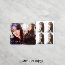 (G)I-DLE 1st mini album 'I AM' Official Photocard Member SET - MIYEON