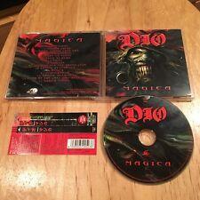 Dio Magica +1 CD 1st Japanese press black sabbath rainbow iron maiden metallica