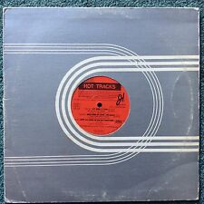 "PRINCE rare 12"" Just As Long As We're Together HOT TRACKS remix Record O(+>"