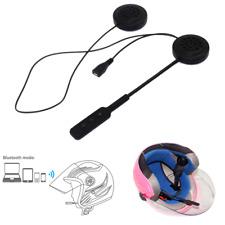 Bluetooth 4.0 Motorcycle Helmet Headset Speakers Music Handsfree Earphone Call