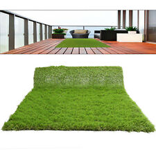 7.5*3 Ft Synthetic Artificial Grass Turf Astro Lawn Garden Landscape 4.5cm Thick