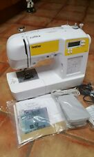 Brother Sewing Machine - White MS-6NT boxed and unused