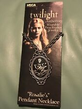 "Twilight ""Rosalie's Necklace"" Replica Jewelry"