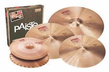 Paiste 2002 Classic Big Sound Box Set