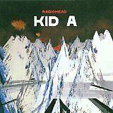 RADIOHEAD - Kid A - CD Album
