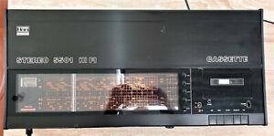 ITT Stereo 5501 Hifi Cassette