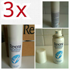 3X deodorante Rexona spray 24h intensive cotton deo-spray deodorant desodorante