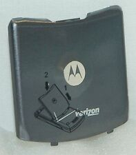 Original Motorola V3 Razr GRAY Verizon Battery Cover Door OEM back phone v3c v3m