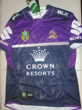 Jersey Melbourne Storm Signed NRL & Rugby League Memorabilia