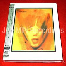 THE ROLLING STONES - GOATS HEAD SOUP - JAPAN PLATINUM SHM CD - HR CUTTING