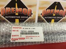 TOYOTA OEM 98-02 Corolla REAR DOOR-Body Side Molding Right 7574102050