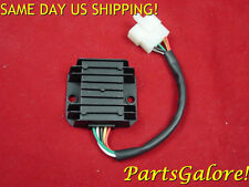 Voltage Regulator, 5 Wire, Honda, Chinese, GY6, ATV, Scooter, Motorcycle, L76