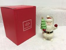 Lenox Ornament - Santa Nip *Look*