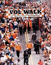 "Tennessee Volunteers Vol Walk Vols College Football Photo 11""x14"""