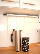 Unterbauleuchte Küchenleuchte T5 13W schwenkbar Schalter + Zuleitung titan NEU