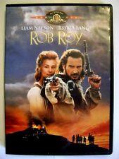 Dvd Rob Roy con Liam Neeson e Jessica Lange Usato editoriale