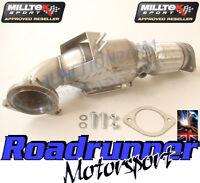 Milltek Fiesta ST Downpipe Sports Cat Exhaust Stainless ST180 ST200 SSXFD096