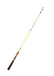 """Eagle Claw Pack-It PK555SC 5'6"""" Fishing Rod Pole Camping Bug-Out Telescopic"""