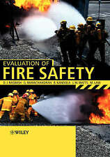 Evaluation of Fire Safety by Rasbash, D., Ramachandran, Ganapathy, Kandola, B.