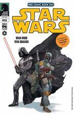 STAR WARS / AVATAR THE LAST AIRBENDER FCBD ISSUE 2013 - FREE COMIC BOOK DAY