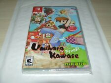 Nintendo switch: UMIHARA KAWASE FRESH!  by NICALIS NEW SEALED!
