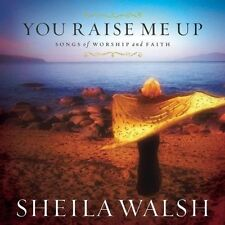 SHEILA WALSH - You Raise Me Up - CD ** Very Good Condition **   #48