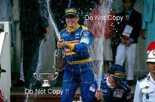 Olivier Panis Ligier JS43 Winner Monaco Grand Prix 1996 Photograph 2