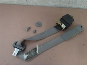 RH PASSENGER Side FRONT Seat Belt Shoulder Harness Gray Pontiac Camaro 1993-1996