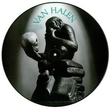 """EX/EX! VAN HALEN - WHEN IT'S LOVE 12"""" VINYL PIC PICTURE DISC"""