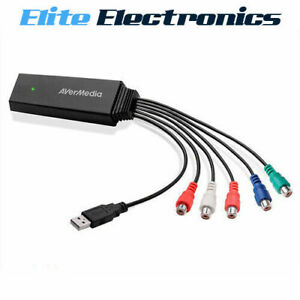 AVerMedia ET113 Video Adapter Component to HDMI Output