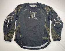 Invert Paintball Digital Camo Jersey Shirt Mens Large L