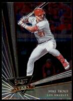 2020 Select Stars #SLS-#4 Mike Trout -Los Angeles Angels