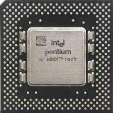 CPU et processeurs 200 MHz avec 1 cœurs