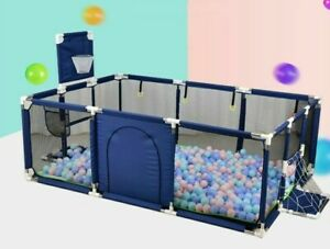 Baby Playpen For Children Pool Balls For Newborn Playpen For Baby Fence Infant