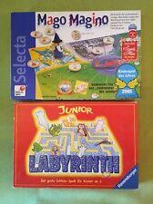 Spiele-Set: Mago Magino - Labyrinth Junior - TOP