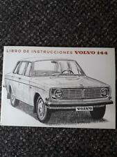instructieboekje Volvo
