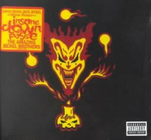 INSANE CLOWN POSSE - THE AMAZING JECKEL BROTHERS [LIMITED] NEW CD
