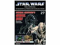 Star Wars: The Official Starships & Vehicles Collection - General Grevious
